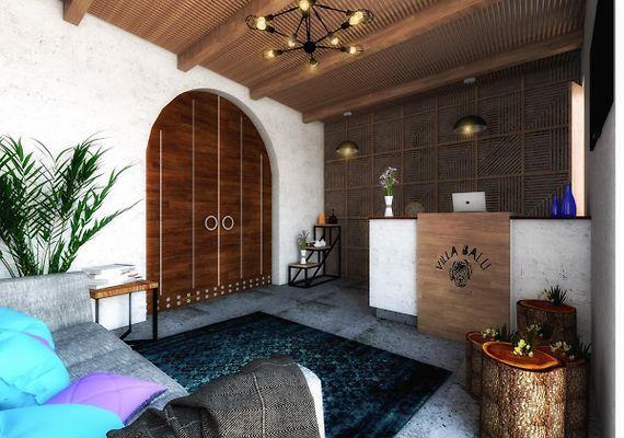 Villa balu hotel boutique bacalar for Hotel luxury villas bacalar